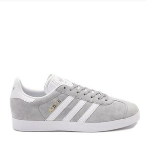 Adidas Gazelle in light gray!